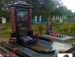 Мемориальный комплекс в Одесской области