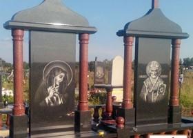 Из чего лучше сделать надгробие?